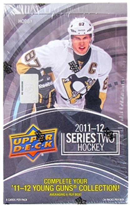 2011-12 Upper Deck Series 2 Hockey Hobby Box