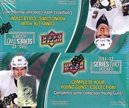 2011-12 Upper Deck Series 2 (Retail) Hockey