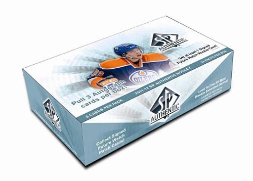 2011-12 Upper Deck SP Authentic (Hobby) Hockey