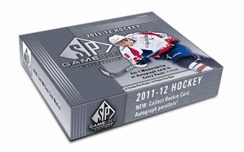 2011-12 Upper Deck SP Game Used Hockey
