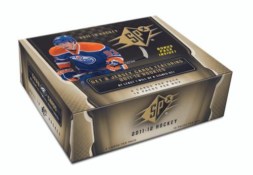 2011-12 Upper Deck SPX Hockey