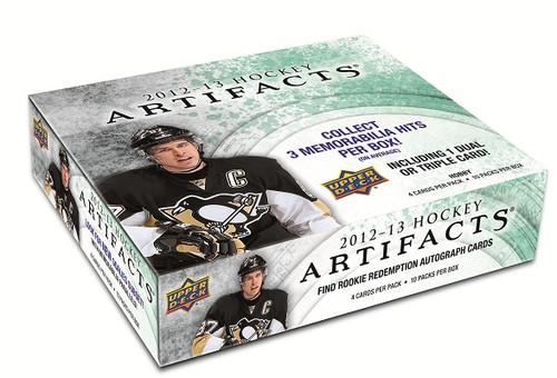 2012-13 Upper Deck Artifacts (Hobby) Hockey