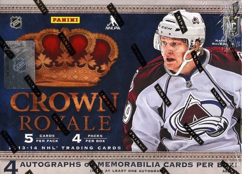 2013-14 Panini Crown Royale Hockey