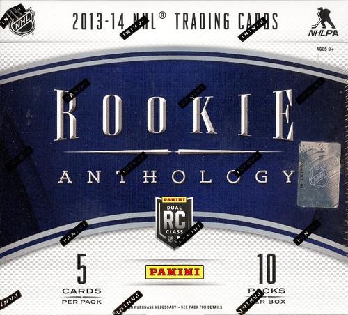 2013-14 Panini Rookie Anthology Hockey