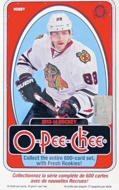2013-14 Upper Deck O Pee Chee (Hobby) Hockey