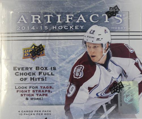 2014-15 Upper Deck Artifacts Hockey Hobby Box
