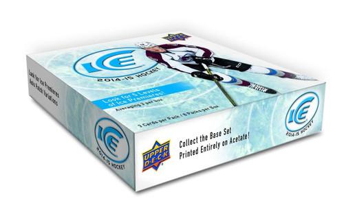 2014-15 Upper Deck Ice Hockey Hobby Box