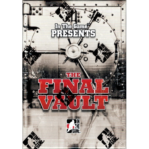 2015-16 In the Game Final Vault Hockey