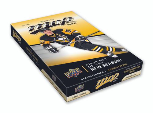 2015-16 Upper Deck MVP Hockey Hobby Box