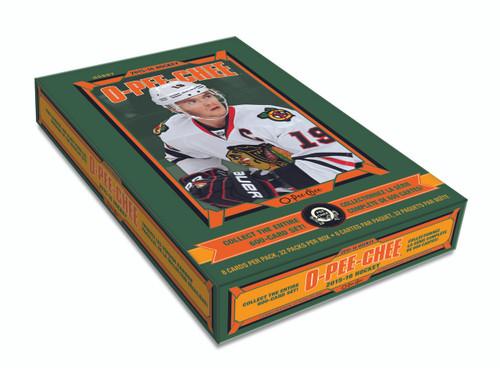 2015-16 Upper Deck O Pee Chee Hockey Hobby Box