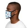 """Believe in Music Week-Instrument"" Face Mask"