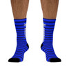 """""""Guitar"""" Polyester/Nylon Stretch Socks"""