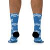 """""""The NAMM Show"""" Polyester/Nylon Stretch Socks"""