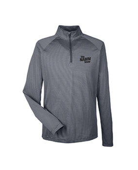 Mens Under Armour Tech Stripe Quarter Zip