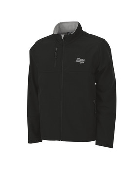 "Black ""The NAMM Show"" Soft Shell Jacket"