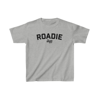 """Youth 100% Soft Cotton """"ROADIE"""" T-shirt"""