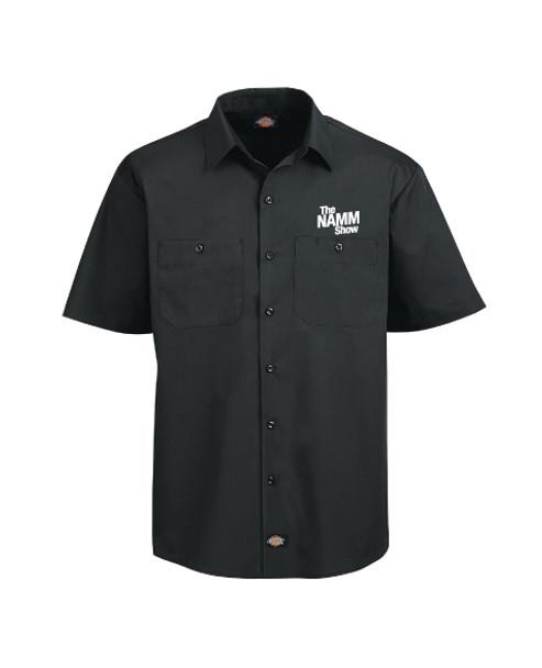 Dickies Industrial Short-Sleeve Work Shirt