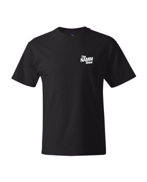 "Black ""The NAMM Show"" Classic Tee"