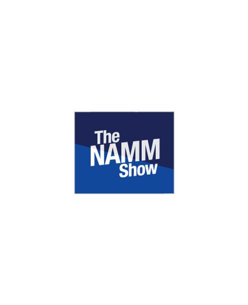 """The NAMM Show"" Lapel Pin"