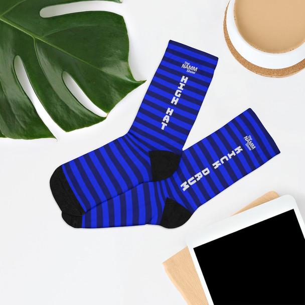 """""""Drummer"""" Polyester/Nylon Stretch Socks"""