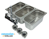 Concession Sink Kit For Portable Concession Stand and Mobile Food Truck or Trailer