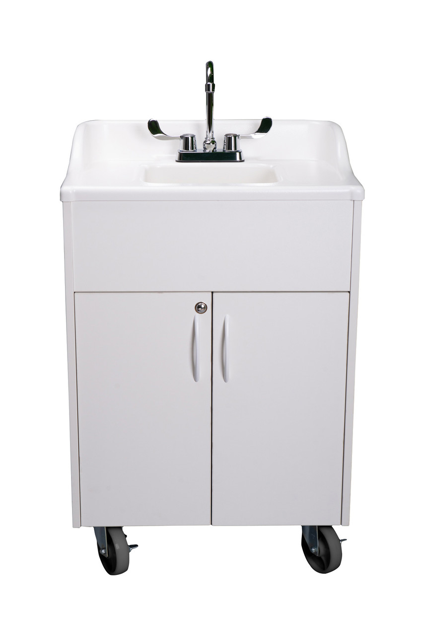 Premier Portable Handwashing Station with Hot Water