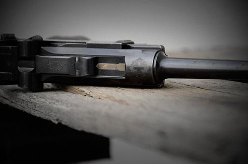 Rifles, Pistols and Revolvers