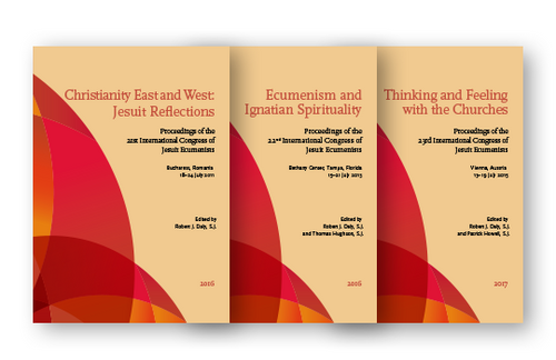 Proceedings of the 21st—23rd International Congresses of Jesuit Ecumenists - 3 Book Bundle