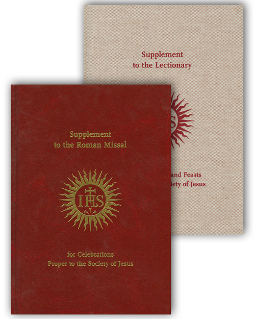 Jesuit Lectionary and Roman Missal Supplements