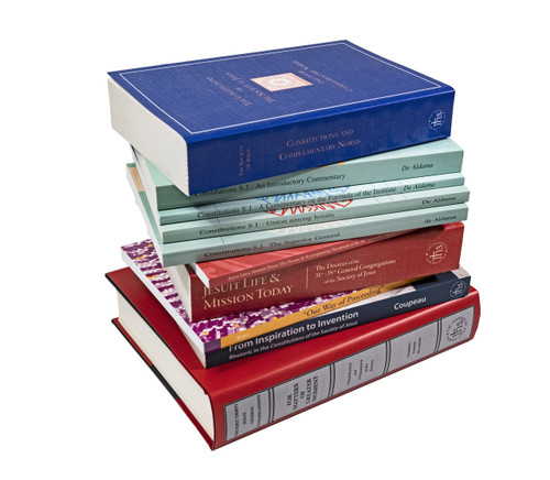 Governance of the Society of Jesus - 10 Book Bundle