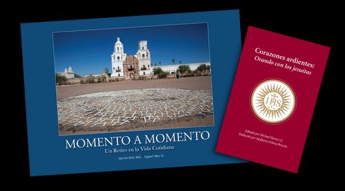 Hispanic Ministry - 2 Book Bundle: Corazones Ardientes y Momento a Momento