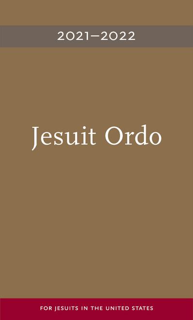 Jesuit Ordo 2021-2022