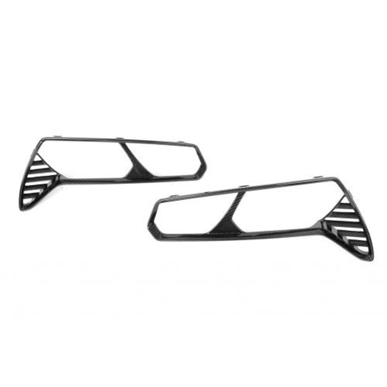 CARBON FIBER TAIL LIGHT BEZELS