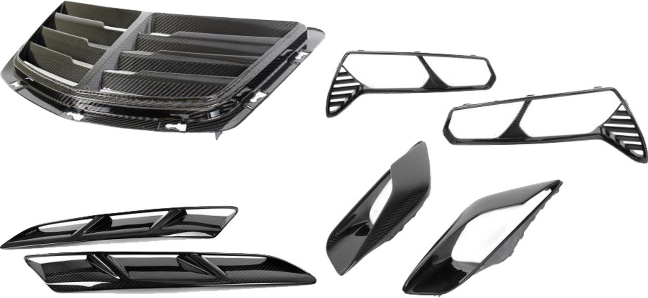 C7 STINGRAY APR CARBON FIBER VENT KIT