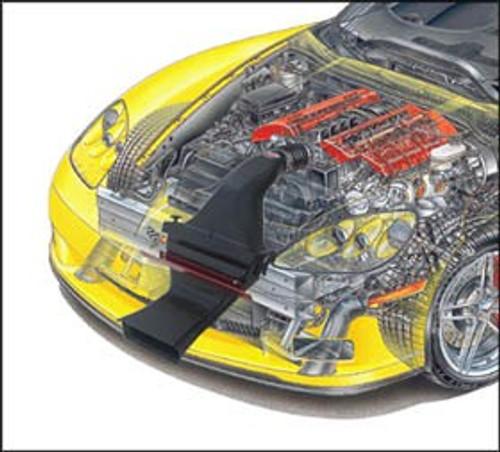 Corvette Vararam LS2 2005-2007