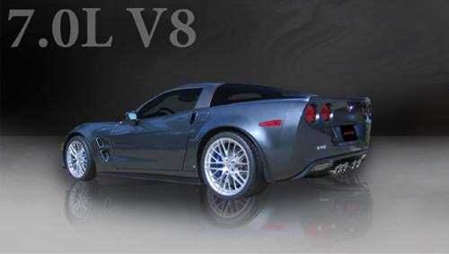 "C6 Z06 CORSA SPORT 4.0"" PRO SERIES TIPS"