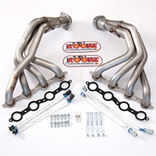 C6 Corvette Parts (05-13) - C6 Exhaust - Headers - Corvette