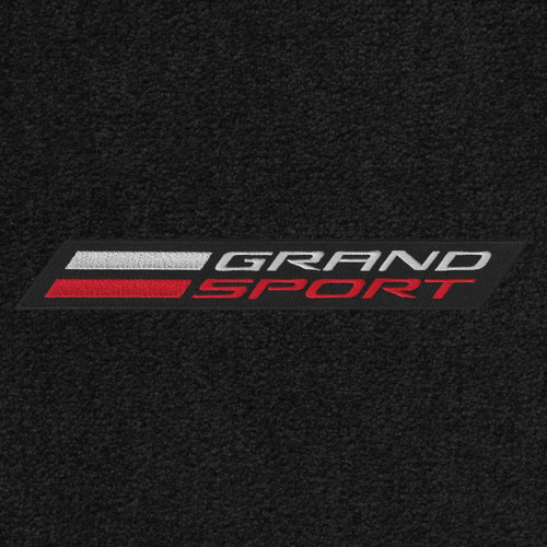 "1 ""C7 LLYODS ULTIMAT GRANDSPORT SINGLE LOGO JET BLACK CARGO MAT CONVERTIBLE"""