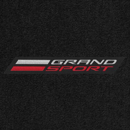"1 ""C7 LLYODS ULTIMAT GRANDSPORT SINGLE LOGO JET BLACK CARGO MAT CONVERTIBLE"""
