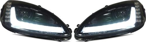 Morimoto XB LED C7 Style Headlights For C6 Models
