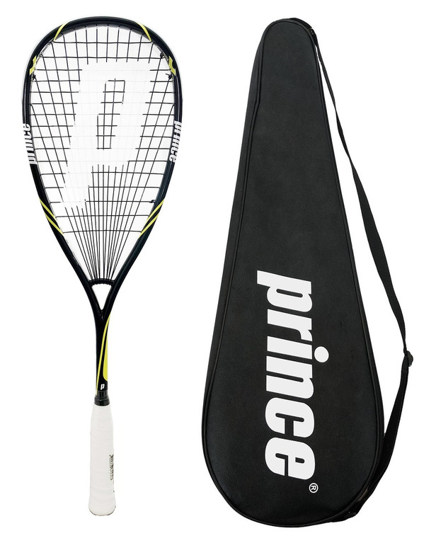 Prince Pro Beast 650 Squash Racket + Cover