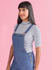 Mila Dungarees Pattern by Tilly & the Buttons