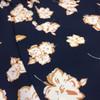Lady McElroy Golden Cluster Lena Crepe in Black