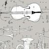 OPUS Main Music by Whistler Studios in White