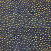 Cheetah Spots Marocain Stretch in Blue