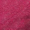 Tiny Dots Cotton Jersey in Cerise