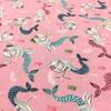 Magical Mermaids in Pink