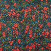 Wild Meadow Cotton Lawn in Red
