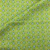 Stories and Songbirds - Petite Fleur Cotton in Fern Field