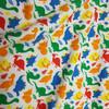 Dinomite Cotton Flannel in Multi